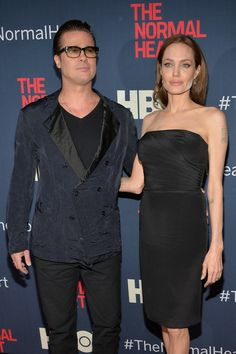 Brad Pitt - 'The Normal Heart' Premieres in NYC — Part 2
