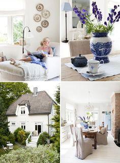 Typical Swedish house... Me like.