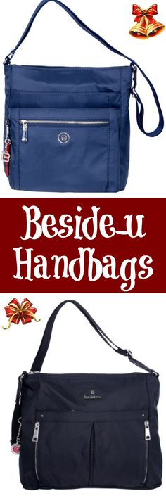 Holiday shopping is easy with Beside-U Handbags. They carry a wide selection of designs, styles, and colors to choose from! Win one of three handbags. Free Starbucks Gift Card, Online Sweepstakes, Giveaways, Cool Stuff, Drinks, Colors, Board, Holiday, Drinking