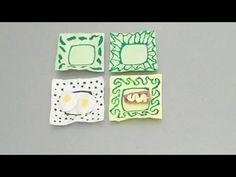 Designer Doll Plates, 2 Designs Easy - YouTube
