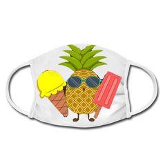 Geschenke Shop   Ananas - Gesichtsmaske Shops, Pineapple, Facial Masks, Tents, Retail, Retail Stores