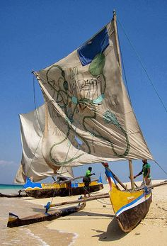painted sails