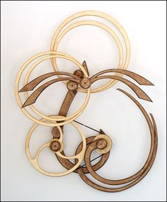 Kinetic art Kinetic Toys, Kinetic Art, Mobile Sculpture, Sculpture Art, Perpetual Motion, Wind Sculptures, Steel Art, Wood Clocks, Mechanical Design