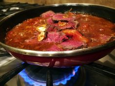 Pan Seared Elk with Tomatoes and Herbs   Wild Game Recipes   NevadaFoodies   Elk, Antelope and Venison Recipes