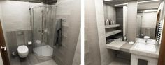 małe łazienki - Szukaj w Google