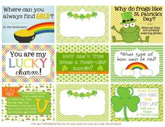 free lunch box notes for preschoolers | We hope your kids love these new cards! You can download them { HERE ...