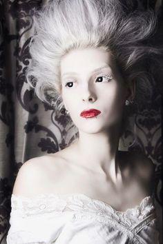 Photographer/Designer: Lisa Lovallo Hair: Melanie Stang Makeup: Olivia Morley Model: Isabel Klapwyk