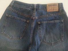 Eddie Bauer Authentic Denim Women Jeans 10 Cotton Classic Ins 31 Straight Medium #EddieBauer #StraightLeg #ebay #EddieBauer #StraightLeg