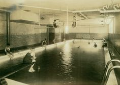 When the Hersheys founded the school, exercise and activity were important parts of the community. Take a look at the history of the MHS swimming program. Swimming Program, Milton Hershey, Hershey Park, Dreams And Visions, History, School, Happy, Historia, Schools