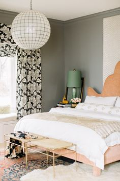 Nashville Interior Design Photographer — Leslee Mitchell Best Interior, Interior And Exterior, Interior Design, Dream Bedroom, Master Bedroom, Master Suite, Bedroom Inspo, Bedroom Decor, Electric House