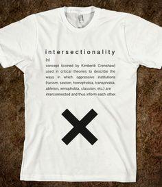 Intersectionality (Tee)
