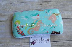 READY TO SHIP Mermaids in the Sea Travel by LauraLeeDesigns108