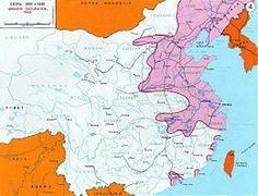 Guerre sino-japonaise (1937-1945)  en Chine  Victoire chinoise à la suite de la capitulation des Japonais dans la guerre du Pacifique