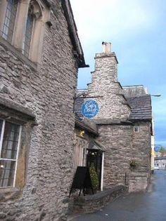 Castle Dairy, Kendal England.