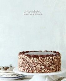 Chocolate Whopper Cake via Bakers Royale