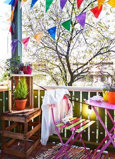 Balkonik...  #piekniemieszkaj