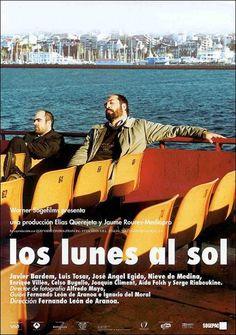 Los lunes al sol (2002) España. Dir: Fernando León de Aranoa. Drama. Cine social - DVD CINE 1354