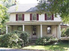 1851 Greek Revival – Newtown, PA – $210,000