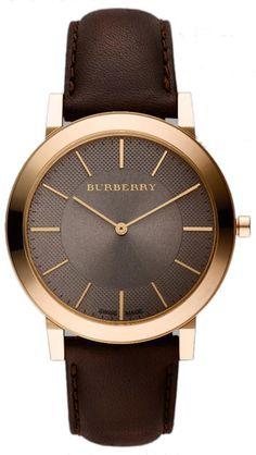 Burberry Slim Mens Wristwatch