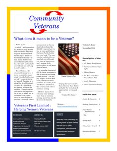Community veterans 11.02.14 2036 by Zeny Stuart, CAPM via slideshare