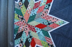 Florence Star by {Karamat}, via Flickr Love the new DS fabrics!
