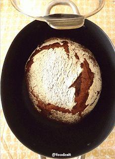 37.8°C oder wie ich das Topfbrotfieber bekam – how I got infected with the pot bread fever