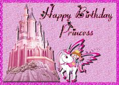 Birthday wishes for the princess in your life. Free online Happy Birthday For A Princess ecards on Birthday Birthday Hug, Free Birthday Card, Birthday Wishes Funny, Birthday Songs, Special Birthday, Birthday Fireworks, Beautiful Birthday Cards, Cute Teddy Bears, Time To Celebrate