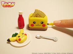 Re-mentation Pokemon Mini Toaster