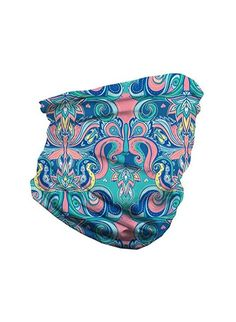 New 3D Unisex Bandana Paisley Pattern Face Protective Covering Gear UV Sun-Prote