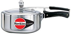 Hawkins Classic CL35 3.5 L Aluminum Pressure Cooker, Small, Silver -- Read more reviews of the product by visiting the link on the image.