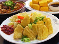 台北深坑老街美食‧萬吉老街豆腐 From大台灣旅遊網