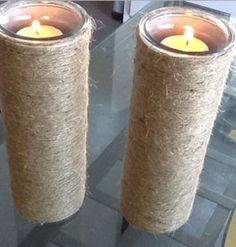 We never buy Pringles, but these are good ideas for recycling the can.