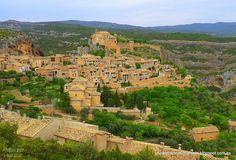 Un país para recorrérselo: Alquézar, Comarca Somontano de Barbastro, Huesca, Aragón.