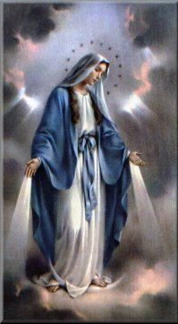 Our Lady of the Miraculous Medal.