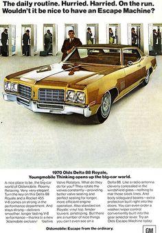 1970 Oldsmobile Delta 88 Royale Hardtop