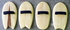 Handplanes for bodysurf body whomping, prancha de bodysurf