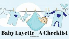 Refer this checklist before you go shopping for the baby essentials you need for your newborn Receiving Blankets, Baby Blankets, Small Throws, Baby Layette, Quilt Sizes, Love Sewing, Baby Essentials, Go Shopping, Baby Shower Decorations