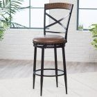 Belham Living Telluride Swivel Bar Stool