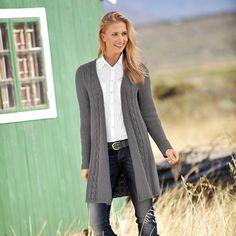 Modell 289/3, Jacke aus Linie 310 Alpaca von ONline « ONline « Strickmodelle weitere Marken « Stricken & Häkeln - ONline Wolle Strickmodelle - inkl. Strickanleitung im Junghans-Wolle Creativ-Shop kaufen