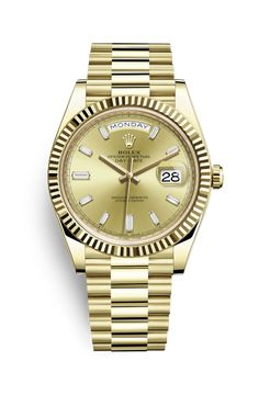 105149126b7 Rolex Day-Date 40 Watch  18 ct yellow gold - 228238 Dating 40