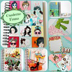 #Cuadernos #Regalos #Scrapbooking