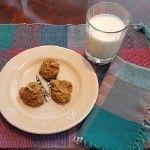 Vanishing Steel Cut Oatmeal Cookies - Kitoula's Greek Food Journal