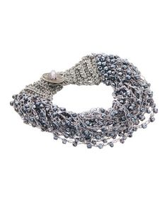 Another great find on #zulily! Dark Gray Seed Bead Bracelet #zulilyfinds #‎boho‬ ‪#‎southwest‬ ‪#‎turquoise‬ ‪#‎jewelry‬ ‪#‎jewelrysale‬ ‪#‎giftidea‬ ‪#‎bracele t‬‪#‎necklace‬ ‪#‎earrings‬ ‪#‎gemstone‬ ‪#‎sale‬ ‬‪#‎gift #fashion #fashionjewelry #jewelry #pavcusdesigns