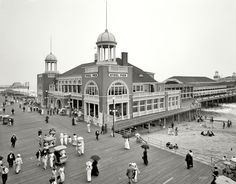 1910, atlantic city
