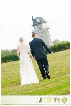 Newport, Rhode Island | Wedding Photography | Bride & Groom Portrait |