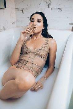 orlando milk bath photoshoot