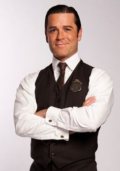 Detective William Murdoch - Yannick Bisson