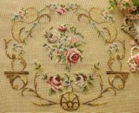 Gallery.ru / Фото #54 - 1 - kento Decorative Plates, Cross Stitch, Rugs, Tableware, Floral, Runners, Home Decor, Hair Styles, Needlepoint