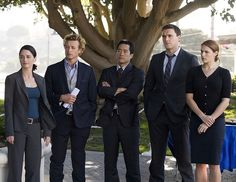 The Mentalist perfect team