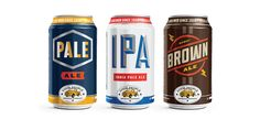 Good People Brewing Co. New Cans — The Dieline - Branding & Packaging Design